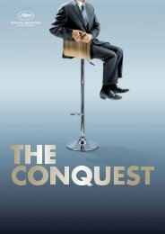 The Conquest - Festival de Cannes