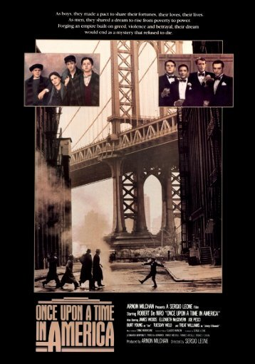 Once Upon a Time in America - Cannes International Film Festival
