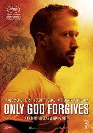 ONLY GOD FORGIVES - Cannes International Film Festival