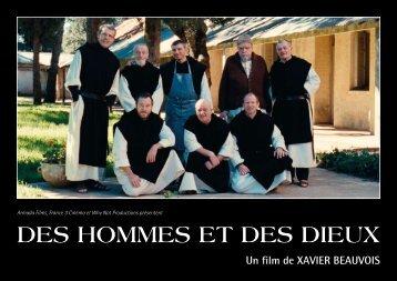 DES HOMMES ET DES DIEUX - Festival de Cannes