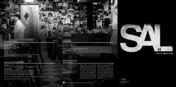 See the brochure - Festival de Cannes
