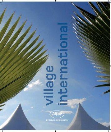 Projet DEF ANG - Festival de Cannes