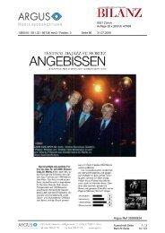 ANGEBISSEN - Festival da Jazz