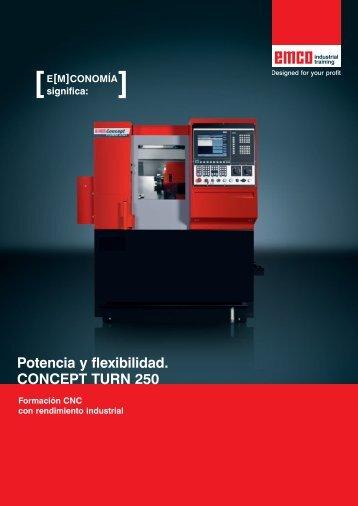 Concept TURN 250 - Festo Didactic