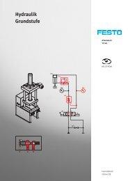 Hydraulik Grundstufe - Festo Didactic