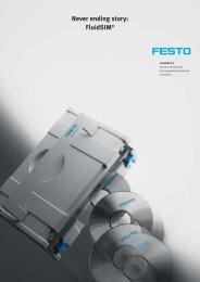 Never ending story: FluidSIM® - Festo Didactic