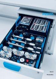 Teciam Pneumatics, Basic Technologies - Festo Didactic