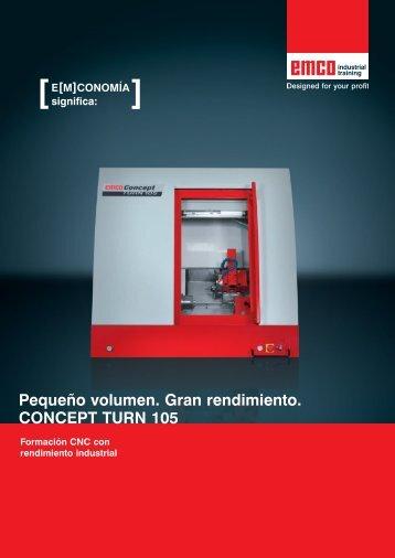 Concept TURN 105 - Festo Didactic