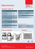 Concept TURN 105 - Festo Didactic - Page 4