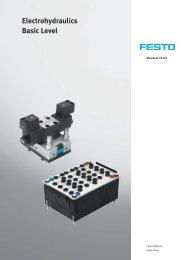Electrohydraulics Basic Level - Festo Didactic