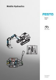 Mobile Hydraulics - Festo Didactic