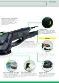 ROTEX 150 (automotive) - Festool - Page 3