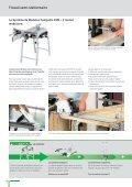 Travail semi-stationnaire - Festool - Page 3