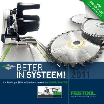 Download de brochure - Festool