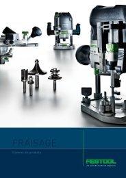 FRAISAGE - Festool
