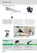 Werkplaatsinrichting - Festool - Page 3