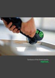 + + Sanding - Festool United Kingdom - power tools, electronic ...