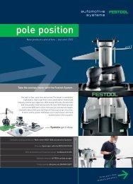 Download the automotive Pole Position brochure