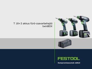 Információs összeállítás árakkal, szállítási - Festool