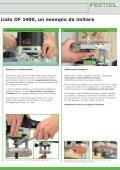 La fresatrice verticale OF 1400 - Festool - Page 5