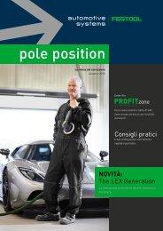 Scarica il Pole Position 2012 - Festool