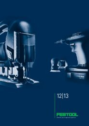 Catalogo generale - Festool