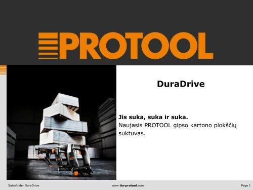 DuraDrive - FESTOOL
