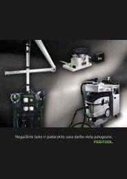 Festool Kit Conversion plug IT ubs-pur 420 plug IT 240 v NR 491145 pour rs 2 rs 3