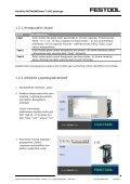 Žingsnis po žingsnio instrukcijas rasite čia - FESTOOL - Page 2