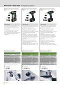 Zdecydowanie inne: akumulatorowe wiertarko-wkrętarki Festool - Page 5