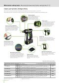 Zdecydowanie inne: akumulatorowe wiertarko-wkrętarki Festool - Page 7