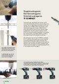 Tre i en. Slagskruvdragaren TI 15 IMPACT - Festool - Page 3