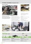 Arbeta i stället för att leta - Festool - Page 3