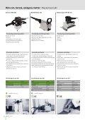 + + Röra om, borsta, avlägsna mattor - Festool - Page 5