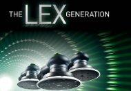 Die Druckluftlösung der Zukunft Salesfolder. LEX 3 | IAS 3