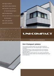 Uni-Compact platen - Fetim