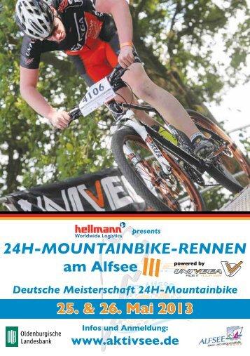 24H-MOUNTAINBIKE-RENNEN - Fette-Reifen-Rennen