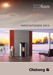 INNOVATIONEN 2013 - Feuerdepot.de