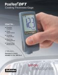 Coating Thickness Gage - ThomasNet - Page 7