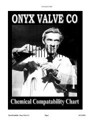 Chemical Compatability - ThomasNet