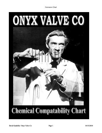 Chemical Compatability - ThomasNet