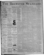 1887-08-05 - Northern New York Historical Newspapers