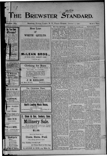1907-01-04 - Northern New York Historical Newspapers