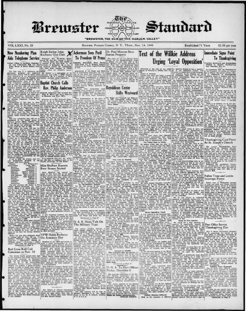 1940-11-14 - Northern New York Historical Newspapers