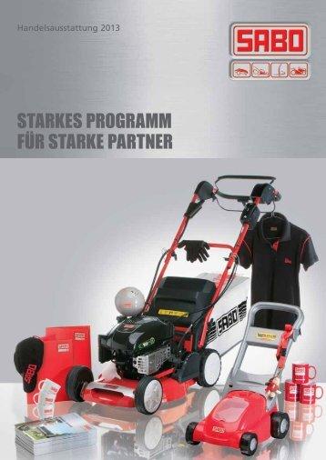 9601_Katalog_Werbemittel 2013 - Webshop Stabo - Sabo