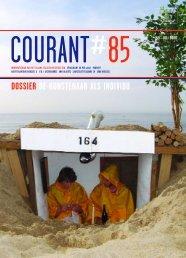 Courant 85 - VTi