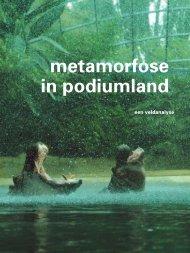 metamorfose in podiumland - VTi