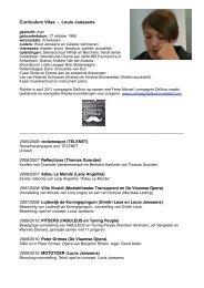 CV Louis Janssens.pdf - VTi