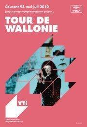 Courant 93: Tour de Wallonie - VTi