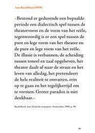 «Bestond er gedurende een bepaalde periode een dialectisch ... - VTi